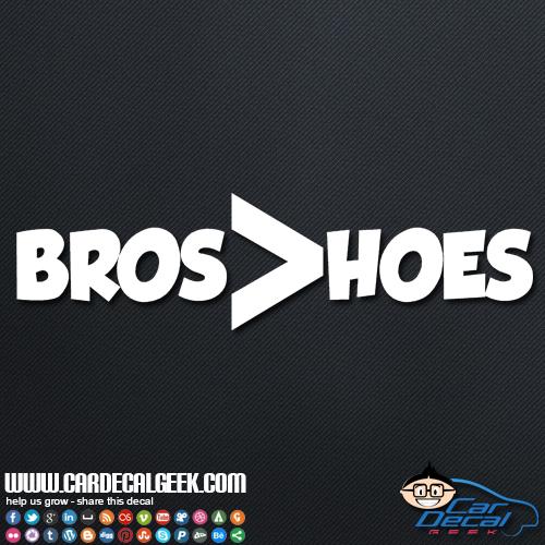 bros before hos the guy code (0 children) chicks before dicks  uteruses before duderuses permalink   hoes before bros duh permalink  fries before guys permalink.