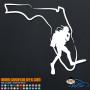 Florida Scuba Diver Decal Sticker