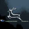 Hunting Deer Car Decal