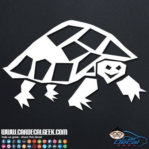 Turte Car Sticker