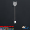 Hunting Arrow Decal