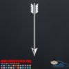 Hunting Arrow Decal