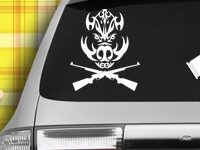Hunting Decals & Stickers