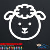 Cuet Lamb Decal
