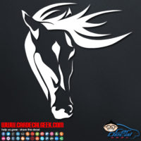 Horse Decal Sticker