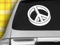 Peace Decals & Stickers