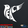 Peace Dove Decal