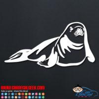 Seal Decal Sticker