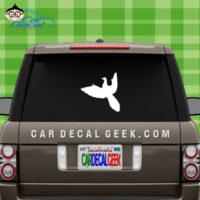 Archeopteryx Vinyl Window Decal Sticker