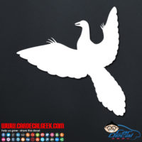 Archeopteryx Decal Sticker