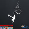 Bungee Jumping Decal
