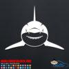 Cool Shark Decal