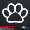 Dog Paw Decal