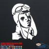Pilot Decal Sticker