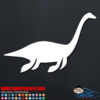 Plesiosaur Loch Ness Monster Decal Sticker