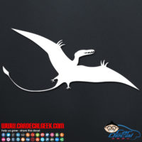 Pterodactyl Dinsoaur Decal Sticker