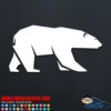 Polar Bear Decal