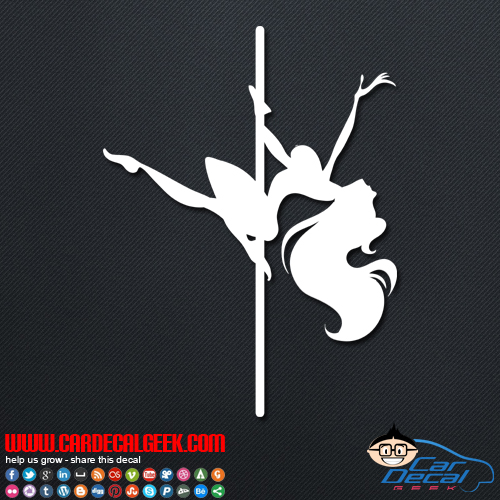 Dance Car Decal Stickers