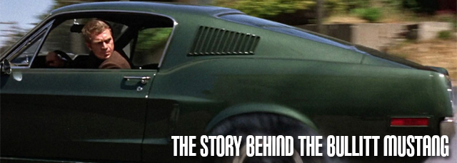 The Story Behind the Bullitt Nustang