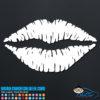 Sexy Lips Decal Sticker