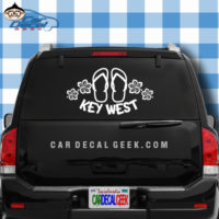 Key West Flip Flop Sandals