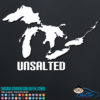 Great Lakes Unsalted Decal