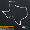 Texas Decal Sticker