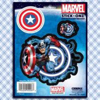 Marvel Captain America Decal Sticker