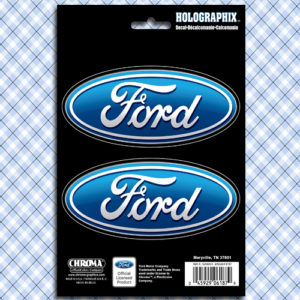 Ford Oval Logo Decals Stickers