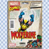 Marvel Wolverine Decal Sticker