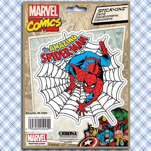 Marvel Amazing Spider-Man Decal Sticker
