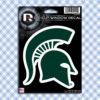 Michigan State Spartans Car Window Decal Sticker