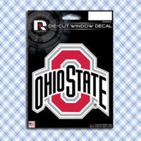 Ohio State Buckeyes Car Window Decal Sticker