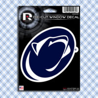 Penn State Nittany Lions Car Window Decal Sticker