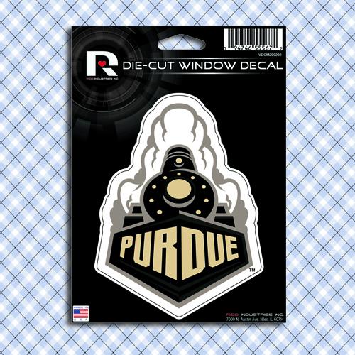 Purdue Boilermakers Car Window Decal Sticker