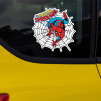 Marvel Amazing Spider-Man Car Window Decal Sticker