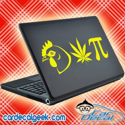 Chicken Pot Pie Laptop Decal Sticker