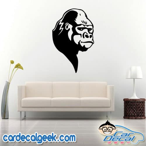 binary options gorilla sticker