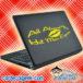 All Aboard The Hot Mess Express Laptop MacBook Decal Sticker