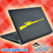 Hunting Rifle Laptop MacBook Decal Sticker