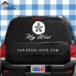 Key West Sand Dollar Car Window Decal Sticker
