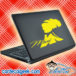 Maui Volcano Laptop MacBook Decal Sticker
