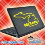 Mi Life Laptop MacBook Decal Sticker
