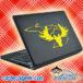 Michigan Moose Head Laptop MacBook Decal Sticker