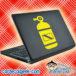 Scuba Tank Laptop MacBook Decal Sticker