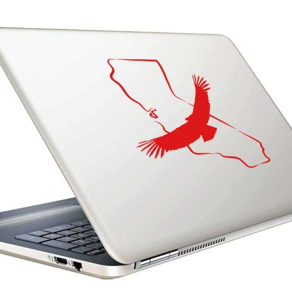 California Condor Vinyl Laptop Macbook Decal Sticker