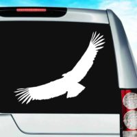 Condor California Vinyl Car Window Decal Sticker