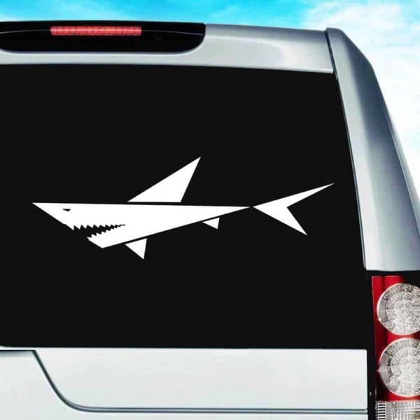 Freaking Sweet Shark Vinyl Car Window Decal Sticker